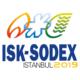 ISK-SODEX istanbul 2019 logo
